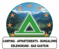 Camping-Appartements-Bungalows Erlengrund in 5640 Bad Gastein / Salzburg