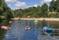 Camping Naturiste Les Saules in 87130 Sussac / Limousin