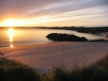 Acton's Eco-Beach Campsite and Caravan Park in  Clifden / Galway