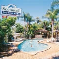 Southport Tourist Park in 4215 Southport / Queensland