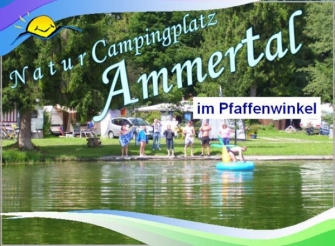 campingplatz ammertal in pei enberg deutschland bayern. Black Bedroom Furniture Sets. Home Design Ideas